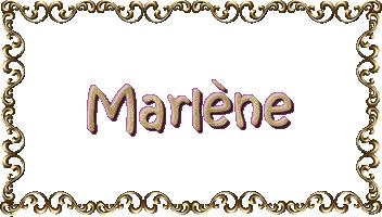 Receptions Marlène